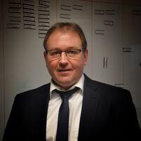 Geschäftsführer Wolfgang Wilde
